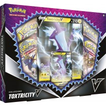 Pokemon V Box Toxtricity