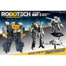 Robotech Heavy Armor Veritech Fighter Collection Action Figure 1/100 Roy Fokker GBP-1S