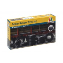 Trailer Rubber Tyres