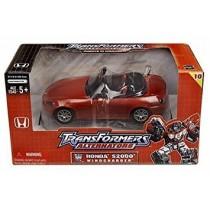 Transformers Altrnatos Honda S2000 Windcharger Hasbro