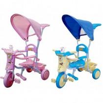 Passeggino Triciclo Kid Smile Easy Rosa