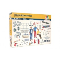 Truck Accessories by Italeri