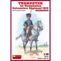 TRUMPETER 1st Westphalian Cuirassiers Regiment 1813 by MiniArt