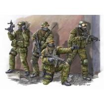 Modern German KSK Commandos