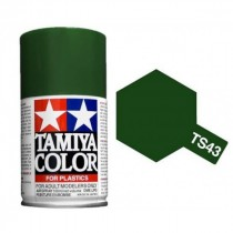 Racing Green Color Spray Tamiya