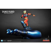 UFO Robot Grendizer Fine Art Statue Duke Fleed in Grendizer´s