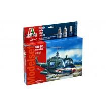 UH - 1C Gunship model set