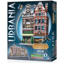 Wrebbit Puzzle 3D Urbania Café