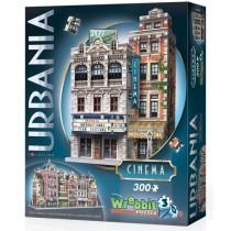 Wrebbit Puzzle 3D Urbania Cinema