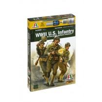 WWll U.S. Infantry