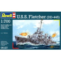 U.S.S.Fletcher (DD-445)