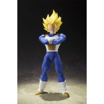 Dragon Ball Z Super Saiyan Vegeta figuarts Bandai
