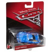 Cars Die Cast Daniel Swervez
