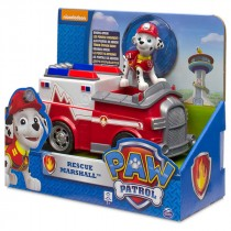 Veicolo base Paw Patrol Rescue Marchall Spin Master