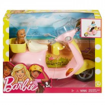 Barbie Vespa