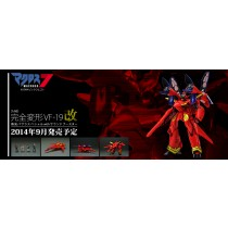 Perfect Trans VF-19 Custom Nekki Basara Special with Sound Booster by Arcadia