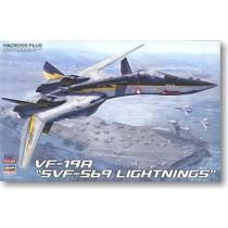 VF-19A SVF-559 Lightnings w/High Maneuver Missiles