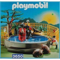 Playmobil Vintage Sea Life Acquario