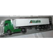 Italeri Fabbri  Diecast volvo Alitalia
