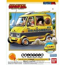 Dragon Ball Mecha Collection Mastr Roshi Wagon