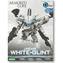 D-Style Line Arc White-Glint Model kit