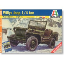Willys Jeep 1/4 ton