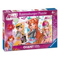 Winx Giant floor puzzle Ravensburger