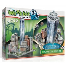 Wrebbit 3D Puzzle World Trade