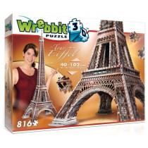 Wrebbit 3D Puzzle La Tour Eiffel