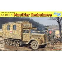Sd.Kfz.3 Maultier Ambulance