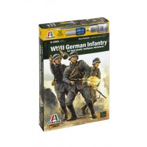 WWII German Infantry by Italeri