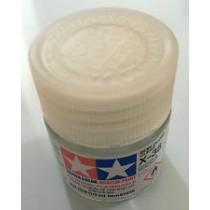 X-35 Semi Gloss Clear. Tamiya Color Acrylic Paint (Gloss) – Colori lucidi
