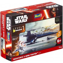 Build & Play X-Wing Fighter