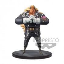 One Piece Stampede DXF Grandline Men PVC Statue Bullet