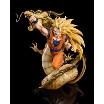 Dragon Ball Z FiguartsZERO PVC Statue (Extra Battle) Super Saiyan 3 Son Goku