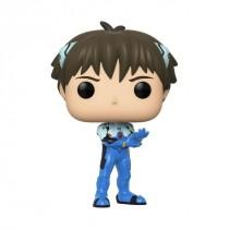 Evangelion POP! Games Vinyl Figure Shinji Ikari 9 cm Figure POP!