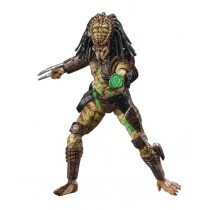 Predator 2 Action Figure 1/18 Battle Damaged City Hunter Previews Exclusive