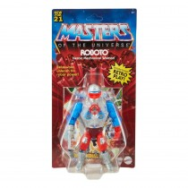 Masters of the Universe Origins Action Figure 2021 Roboto