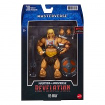 Masters of the Universe: Revelation Masterverse Action Figure 2021 He-Man