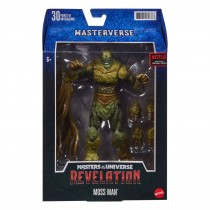 Masters of the Universe: Revelation Masterverse Action Figure 2021 Moss Man