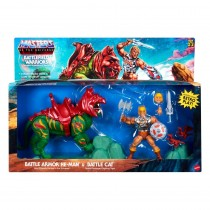 Masters of the Universe Origins Action Figure 2-Pack 2021 Battlefield Warriors