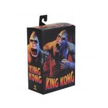 King Kong Actionfigur Ultimate King Kong (illustrated)