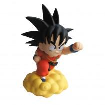 Dragon Ball Chibi Coin Bank Son Goku on Flying Nimbus