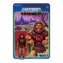 Masters of the Universe ReAction Action Figure Wave 5 Grizzlor