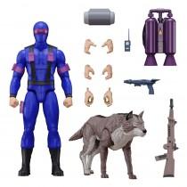G.I. Joe Ultimates Action Figure Snake Eyes [Real American Hero]