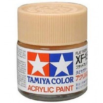 XF-15 Flat Flesh. Tamiya Color Acrylic Paint (Flat) – Colori opachi