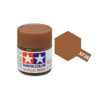 XF-28 Dark Copper. Tamiya Color Acrylic Paint (Flat) – Colori opachi