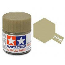 XF-55 Deck Tan. Tamiya Color Acrylic Paint (Flat) – Colori opachi