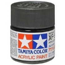 XF-56 Metallic Grey. Tamiya Color Acrylic Paint (Flat) – Colori opachi