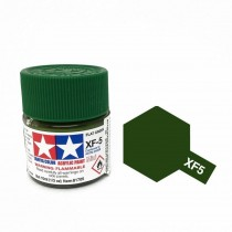 XF-5 Flat Green. Tamiya Color Acrylic Paint (Flat) – Colori opachi